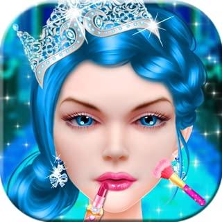 Ice Queen: Beauty Makeup Salon Games For Girls