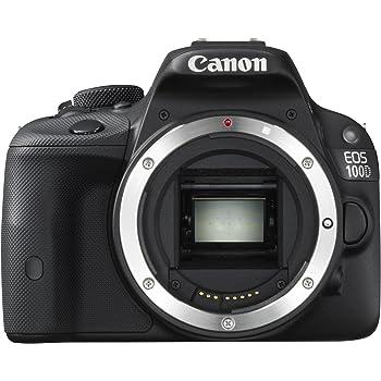 Canon EOS 100D Cuerpo de la cámara SLR 18 MP CMOS 5184 x 3456 ...