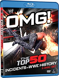 WWE: OMG! The Top 50 Incidents in WWE History