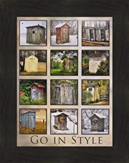Best outhouse framed pictures Reviews