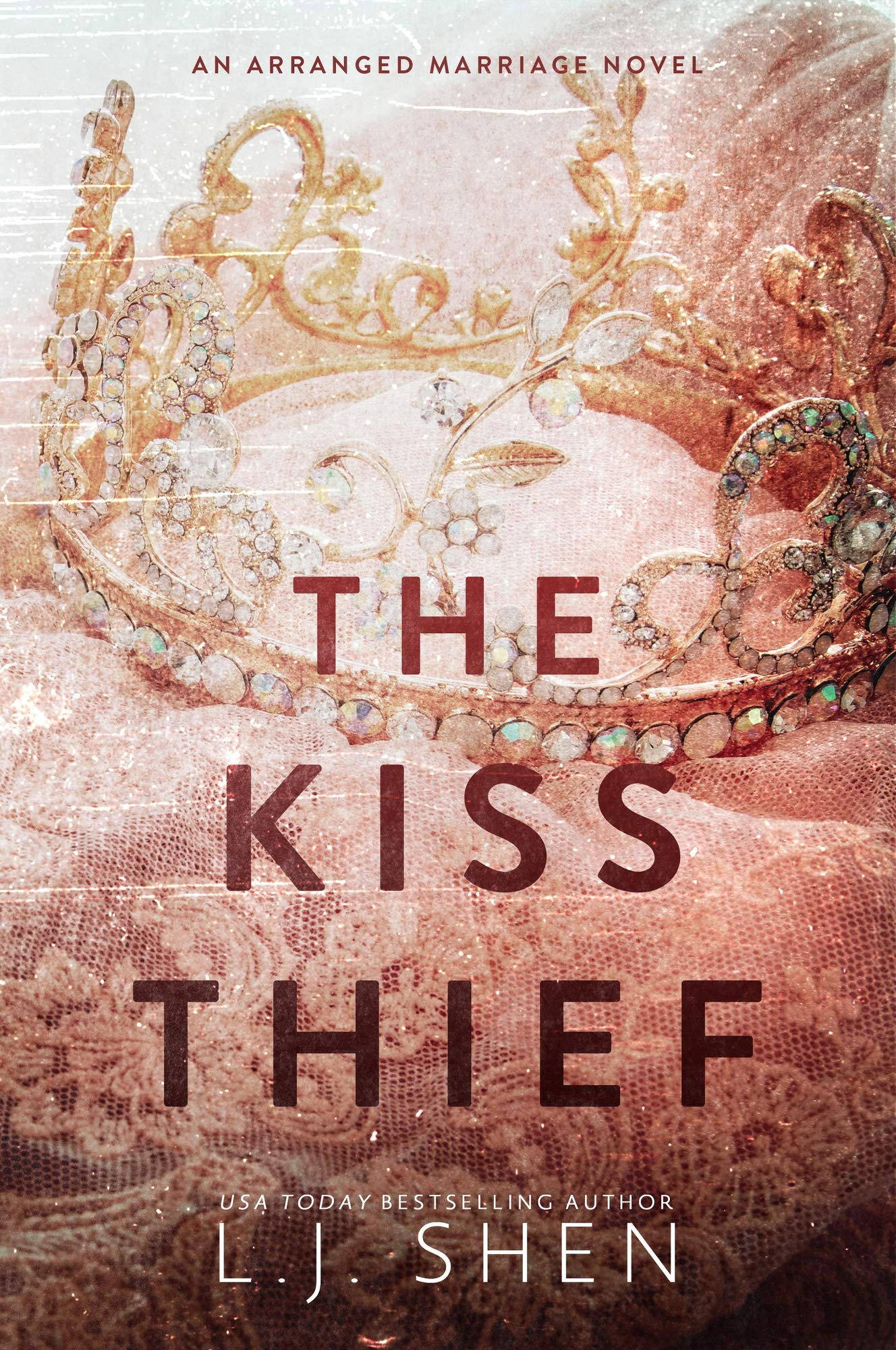 The Kiss Thief - Kindle edition by Shen, LJ. Mystery, Thriller & Suspense  Kindle eBooks @ Amazon.com.