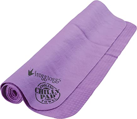 Active Pro Sports Frogg Toggs Chilly Pad, Verdunstungskühlung, Snap Handtuch
