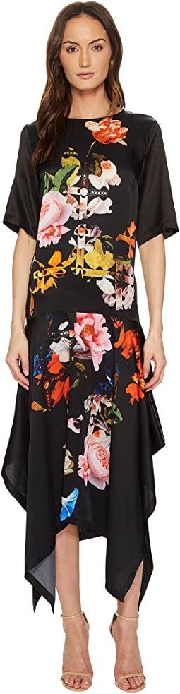 Preen by Thornton Bregazzi - Myrtle Floral Dress