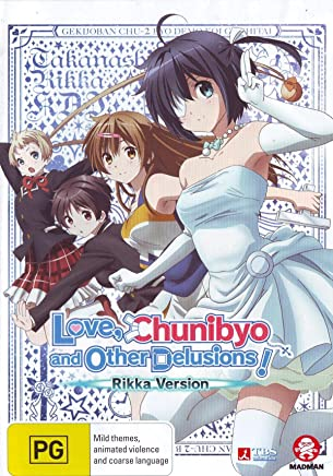 Love, Chunibyo And OTher Delusions!: Rikka Version (DVD)