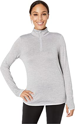 Circle Back 1/4 Zip Top