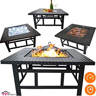 Best augusta tile top fire pit table Reviews