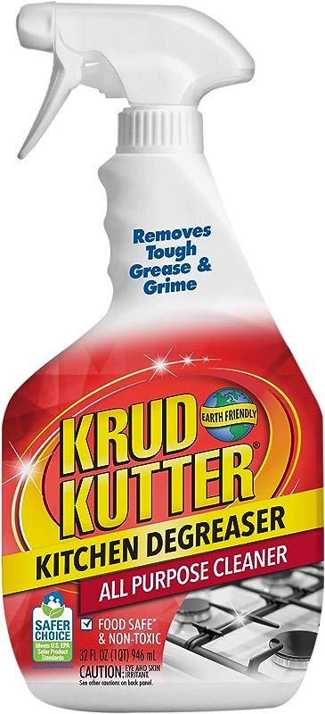 Krud Kutter 305373 Kitchen Degreaser All Purpose Cleaner 32 Oz
