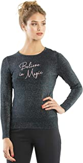 Review Women's Believe in Magic Jumper Midnight Shimmer