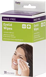 Flents Eyelid Cleansing Wipes (30 count)