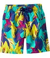 Vilebrequin Kids - Birds of Paradise Swim Trunk (Toddler/Little Kids/Big Kids)