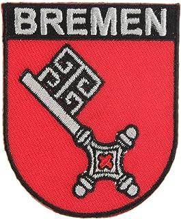 Yantec Wappen Patch Bremen KLEIN Aufnäher