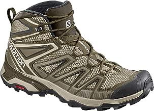 SALOMON Men's X Ultra Mid 3 Aero Hiking Boot