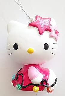 Christmas Tree Ornament Hello Kitty Designed by Kurt S. Adler (3