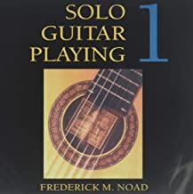 Fred Noad Solo Guitar Bk1 Cd Only