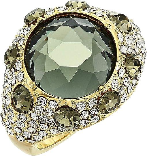 Gold/Crystal/Black Diamond
