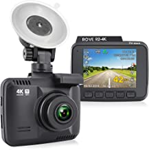 Rove R2-4K Dash Cam Built in WiFi GPS Car Dashboard Camera Recorder with UHD 2160P,..