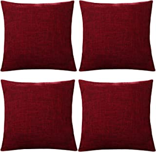 Tennove Pillowcase Set of 4, 18