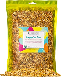 Preggo Tea ONE - Morning Sickness Relief | 1st Trimester Formulation | Calms Nausea with Energy Boosting Nutrients | Great...