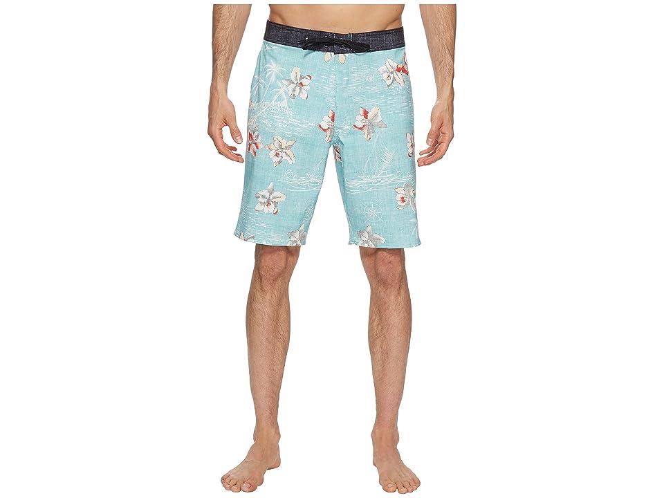 Vans Hawaii Floral Boardshorts (Aquarelle) Men