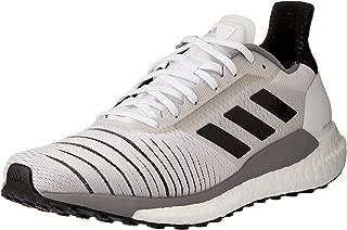 adidas Australia Women's Solar Glide Running Shoes, Footwear White/Core Black/Grey