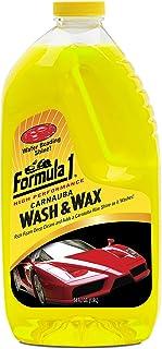 Formula 1 Wash And Wax - 64Oz