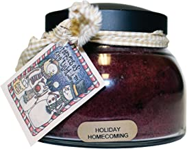 A Cheerful Giver Holiday Homecoming Mama Jar Candle, 22-Ounce, 22oz