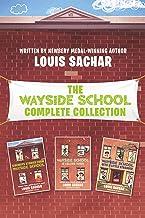 Wayside School 3-Book Collection: Sideways Stories from Wayside School, Wayside School Is Falling Down, Wayside School Get...