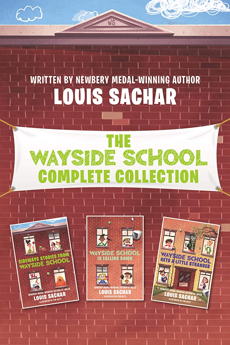 暗くする疎外減るWayside School Complete Collection: Sideways Stories from Wayside School, Wayside School Is Falling Down, Wayside School Gets a Little Stranger (English Edition)