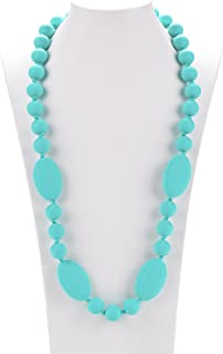 Consider It Maid Silicone Teething Necklace for Mom to Wear – Free E-Book –..