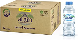 ALAIN Bottle Drinking Water, 24 x330 ml