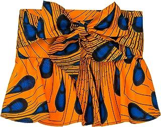 Women African Print Dashiki Tradition Waist Belts One Size