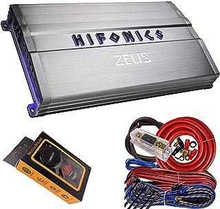$229 » Hifonics ZG-3200.1D Zeus Gamma 1 Channel Super D Class 3200 Watt Car Audio Sound System Subwoofer Speaker Amp Amplifier wi...
