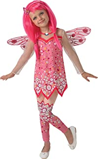 Rubie's Deluxe Mia and Me Girls Fancy Dress Mystical Fairy TV Show Kids Childrens Costume