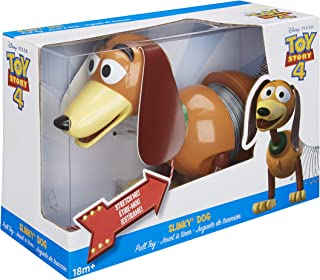 Slinky Disney Pixar Toy Story 4 Dog Kids Pull Spring Toy