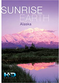 Sunrise Earth Alaska DHD
