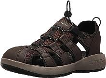 Skechers 51834, Sandalias de Punta Descubierta para Hombre