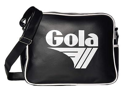 Gola Redford (Black/Whte) Messenger Bags