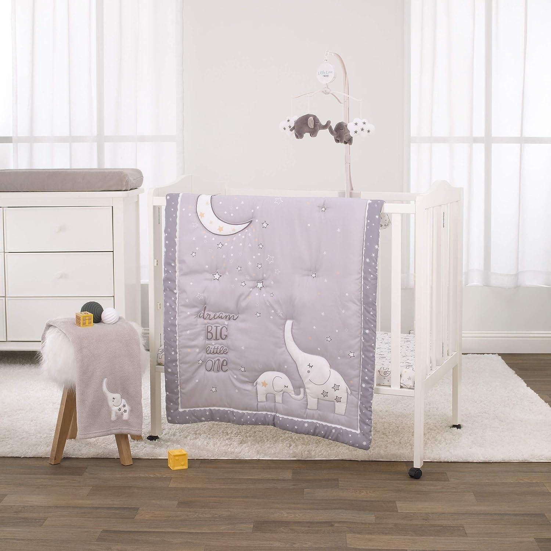 NoJo 3 Piece Mini Crib Bedding Dream Big G Set List price Elephant Little Manufacturer direct delivery