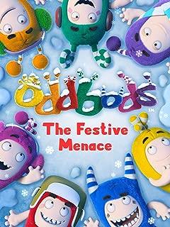 Oddbods - The Festive Menace