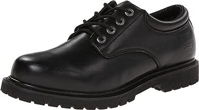 Skechers for Work Men's Cottonwood Elks Slip Resistant Shoe