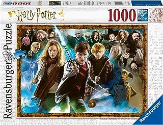 Ravensburger- Puzzle Harry Potter et Les sorciers 1000 pièces, 4005556151714, Néant