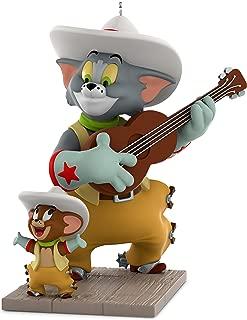 Hallmark Keepsake 2017 Tom and Jerry Texas Tom Christmas Ornament