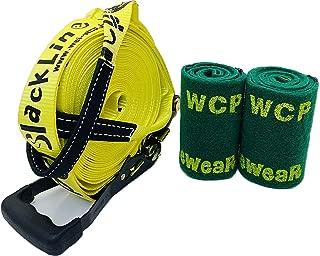 【スラックライン】 【WCP slackline】 Classic 15m (ツリーウェア付) 日本メーカー発売