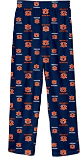 NCAA Auburn Tigers Kids Color Printed Pant, Dark Navy, Kids Large(7)