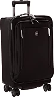 Victorinox 32302101 Werks Traveler 5.0 WT 22 Dual-Caster Luggage Bag Black 61 Centimeters