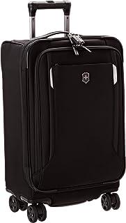 Victorinox 32302101 Werks Traveler 5.0 WT 22 Dual-Caster Luggage Bag, Black, 61 Centimeters
