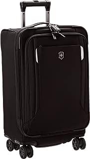 Victorinox 32302101 Werks Traveler 5.0 WT 22 Dual-Caster Luggage Bag Black 61 Centimeters