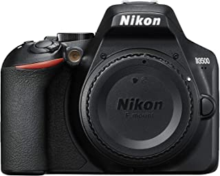 Nikon D3500 Digital SLR Camera [Body only] 24.2 Megapixels - International Version -Black