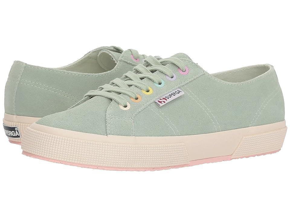 Superga 2750 Suecotlinc Sneaker (Mint Multi) Women