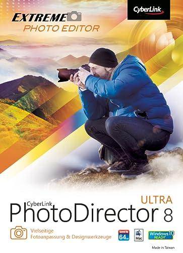 CyberLink PhotoDirctor 8 Ultra /WIN [Download]